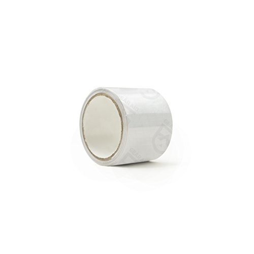 "Gear Aid Tenacious Tape Repair and Seam Tape for Tents and Vinyl, Clear Roll, 1.5""x 60"""