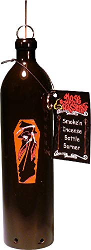 Nose Desserts Grim Reaper Coffin Design Wonderland Fantasy, Home Decor Smoking Bottle Incense Burner Brand
