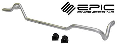 - Epic Engineering Rear Sway Bar 22mm Adjustable Subaru WRX / STI 2008-2012