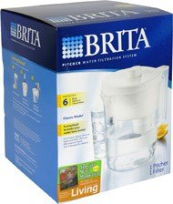 Brita 35564 Standard Water Pitcher by Clorox Sales Co Brita Div