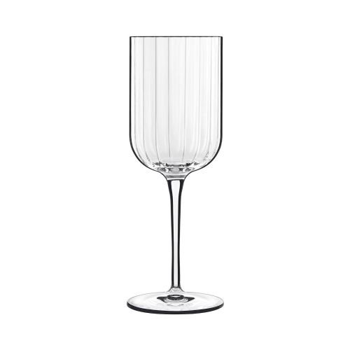 Beverage Collection Luigis (Luigi Bormioli Bach White Wine Glasses, 9.5 oz, Set of 4)