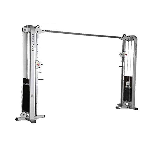 Body-Solid SCC1200G2 Cable Crossover Stacks, 235 lb