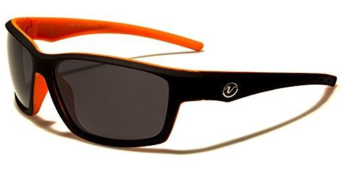 de orange noir Femme Nitrogen M soleil Orange Lunette 5Xqx16Y