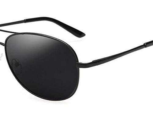 para Guay Hombres gafas de UV400 moda pesca polarizadas Huyizhi libre de de sol gafas Mujeres gafas Black al protectoras aire viajar la sol para SZqwxd5dp