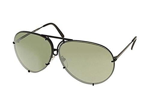 925d34ea2998 Porsche Design P8478 D P 8478 D Matte Black Pilot Sunglasses 63mm W Extra  Lens - Buy Online in UAE.
