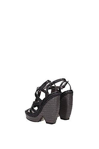 Sandalias Balenciaga Mujer - (312035WAD401000) EU Negro