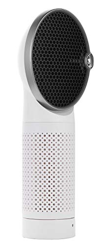 Huzzayz New Air Purifier HEPA Air Purifier – Air Ioniser, Air Cleaning Anion Activated Carbon Filter Perfect for Allergy Sufferers, Smoking and Dust Mite Allergy