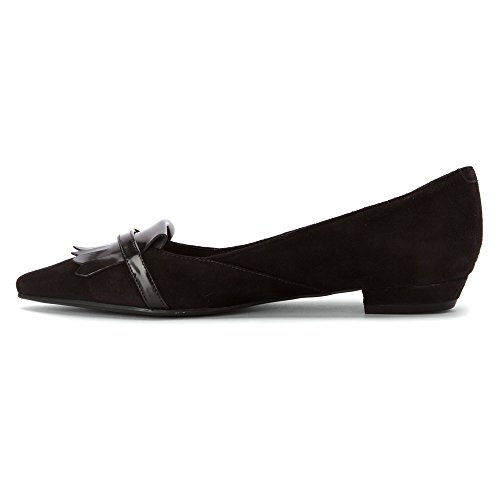 Marc Fisher Womens Talley Loafers Shoes Black 2gTM2FPeJU
