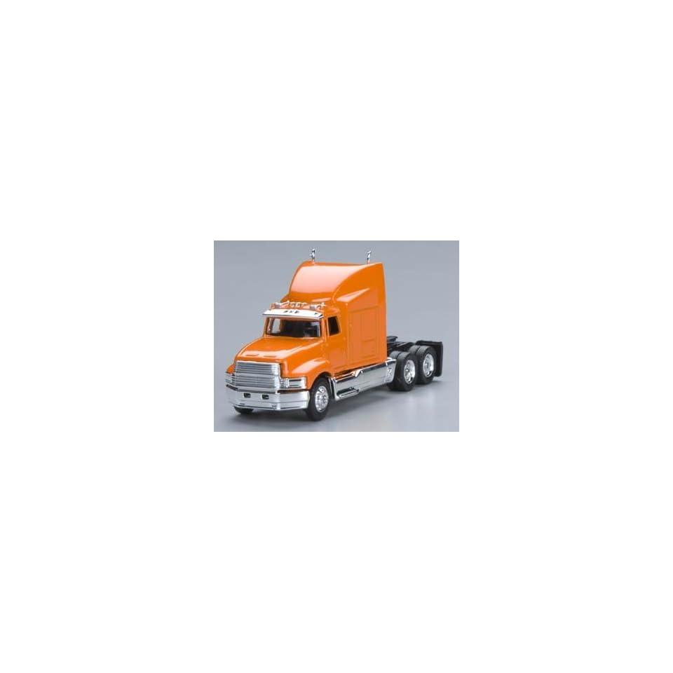 20301 1/87 Ford Aeromax Semi Truck Cab Orange HO
