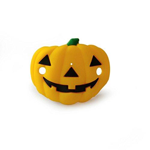 Halloween Funny Pumpkin Pacifier Silicone Nipple -