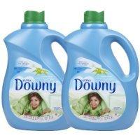 Downy Ultra Fabric Softener Liquid, Mountain Spring, 103 oz, 120 loads-2 pk