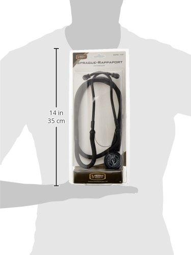 Prestige Medical All, Color Sprague Stethoscope, Stealth