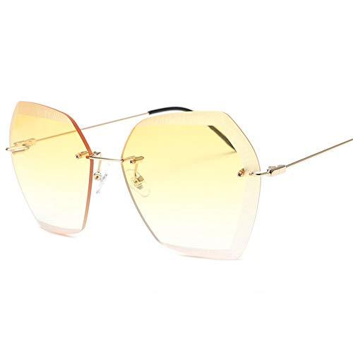 soleil NIFG sauvages D de soleil dames lunettes Lunettes de vacances personnalité simple d'été rétro q7q4OC