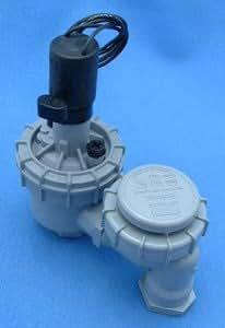 Fpt 24 Volt Plastic Anti Siphon Valve Patio Lawn Garden