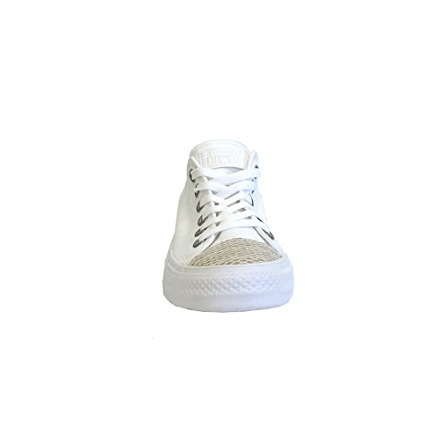 Donna Converse Ox All Star Bianco Sneaker qTatwxTp