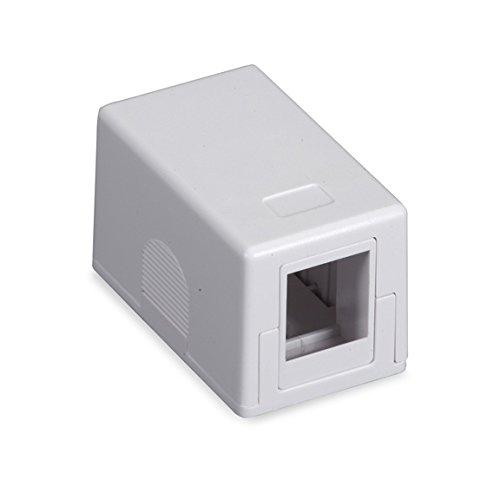 Black Box Corporation - Black Box Surface Mount Housing Port Value Line
