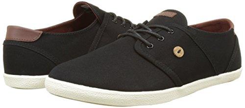 black 01 Cypress Noir Unisex – Faguo f1630 Sneaker Adulto T50nqRdWvw