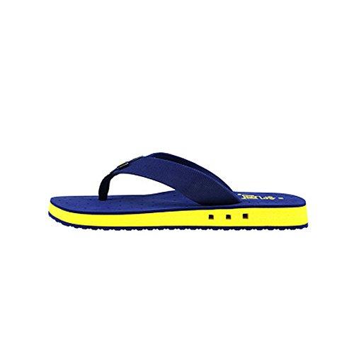 Melodycp cm 5 bagnato 27 24 spiaggia da Scarpe Infradito pelle estivi antiscivolo Impermeabile estive uomo da Sandalo uomo da da uomoCasual Sandali Nero in e HTqZHr