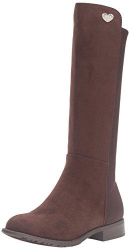 [Stuart Weitzman Girls' 5050-K Boot, Brown, 10 M US Toddler] (Brown Boots For Kids)