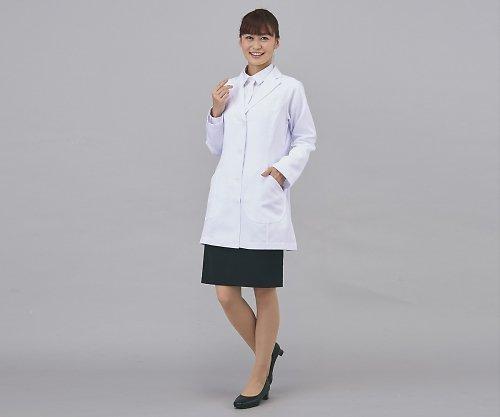 KAZENアプロン8-6848-05レディスシングル診察衣3L B07BD32DBP