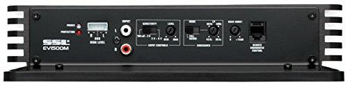 Sound Storm EV1500M Evolution 1500 Watt, 2 Ohm Stable Class A/B, Monoblock, MOSFET Car Amplifier with Remote Subwoofer Control by Sound Storm Laboratories (Image #2)'
