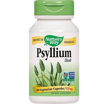 Nature'S Way Psyllium Husks 100 Vcap