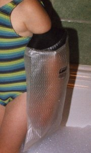 child waterproof arm cast cover - 5