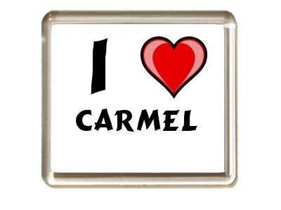 Nicknames for carmel