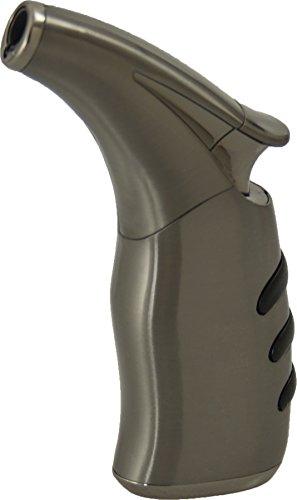 Fujima Micro Torch Flame Lighter Gun Metal -