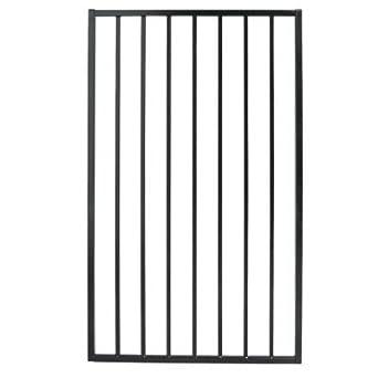 Amazon.com: Outdoor Steel Fence Gate Ornamental Style