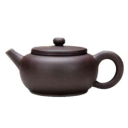 Ufingo-Chinese Yixing Handmade Zisha Purple Clay Teapots-Xiaobiandun-Zini-140cc