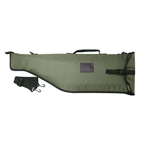 TOURBON Nylon Gun Case Bag 30'' with Removable Shoulder Strap by TOURBON