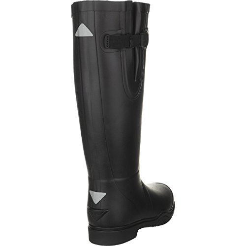 New Hunter Wellington Boots Balmoral Equestrian Adjustable Neoprene - Black, (nero), UK 4, Euro 37, US Ladies 6
