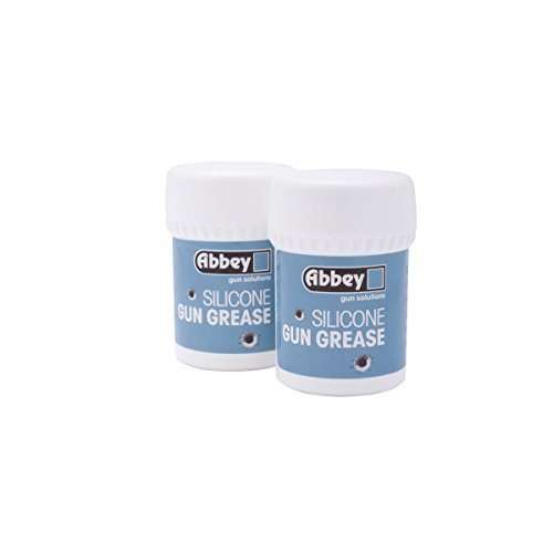 Abbey Silicone Grease For Gun Maintenance - 20ml Pot