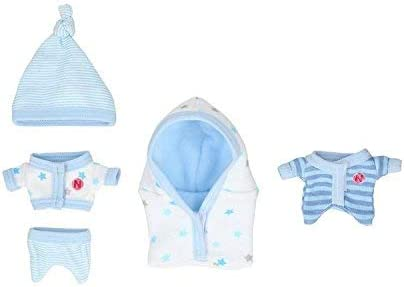 and Blanket Mexico KSI-Merito Exclusive 2 Hats Distroller Neonate Nerlie Boy Clothing Blue Sleeper Set with 2 Pajama Sets