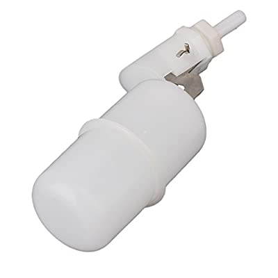 """White DN8 1/4"""" Float Water Ball Valve Automatic Tank Fill Float Valve from BQLZR"""