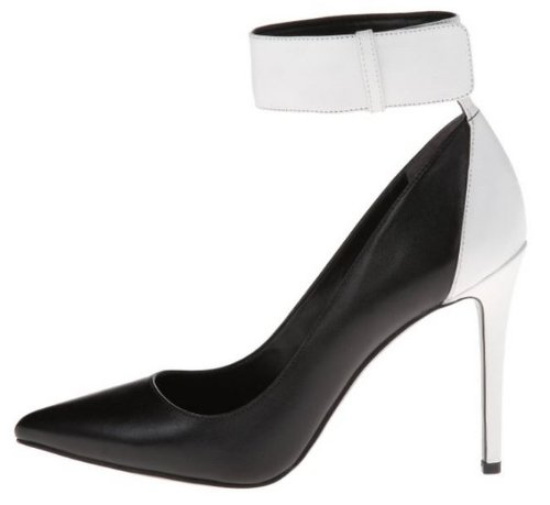 Women's Black Fastir Angiolini Enzo White Dress W7wHYw5nq