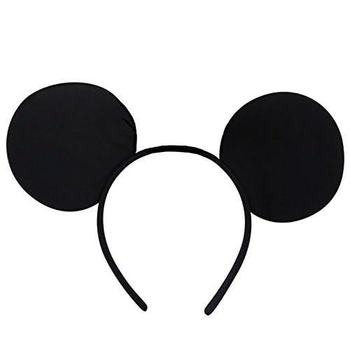 "German Trendseller® - oreilles de Mickey Mouse┃noirâ"""