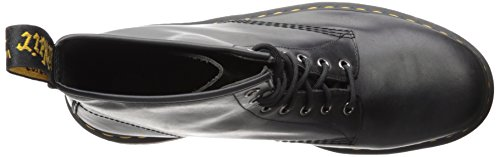 Martens Gunmetal 1460 Adulto Brogue Smooth Dr Basse Unisex Scarpe Milled Stringate dPqxBdvw6H