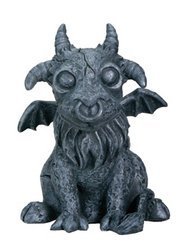 - Baby Goat Gargoyle - Collectible Figurine Statue Sculpture Figure
