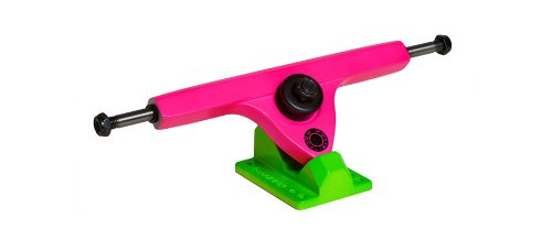 厳関税不規則なCaliber Fifty Caliber 10/44?δ? Acid Melon Skateboard Trucks (Set Of 2) by Caliber