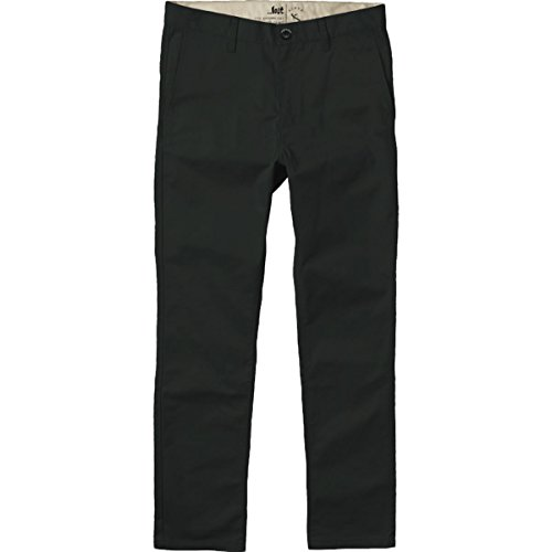 Lost Men's Jobless Chino Pants,32,Black