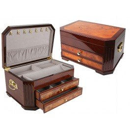 The Havana Jewelry Box by The Havana