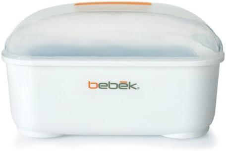 Esterilizador para microondas Bebek: Amazon.es: Bebé