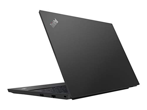 "2020 Lenovo ThinkPad E15 15.6"" FHD Business Laptop Computer, 10th Gen Intel Quad-Core i5 10210U Up to 4.2GHz (Beats i7-7500U), 4GB DDR4 RAM, 500GB HDD, AC WiFi, Black, Windows 10 Pro, BROAGE Mouse Pad"
