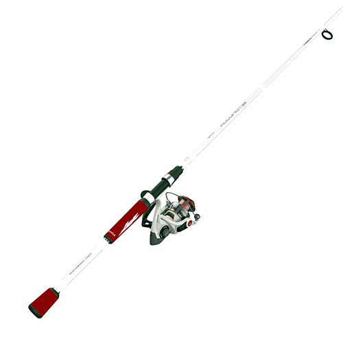 Zebco/Quantum, Accurist S3 PT Saltwater Spinning Combo, 5.2:1 Gear Ratio, 7'2