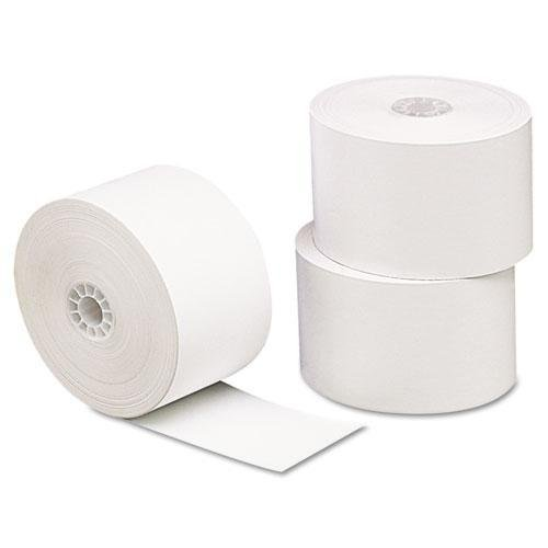 Universal 35711 Single-Ply Thermal Paper Rolls, 1 3/4'' x 230 ft, White, 10/Pack
