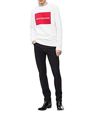 Calvin Klein Mens Slim Fit Jean, Adult