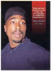 Music - Rap / Hip-Hop Posters: Tupac - Quote - 33.5x23.8 inches