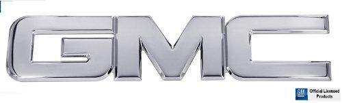 gmc sierra grille emblem - 9